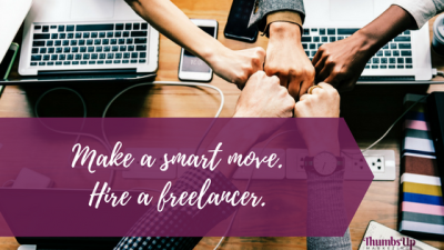 Why freelance marketers are a popular choice for small businesses